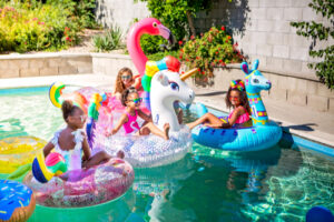 What to bring to a birthday pool party
