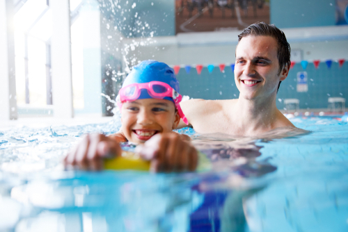 How To Encourage Kids To Swim Private Swimming Lessons Near Me