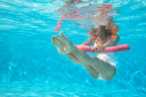 How often should you do water aerobics