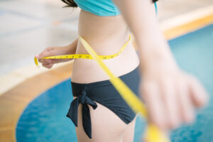 Can you lose weight doing pool exercises?