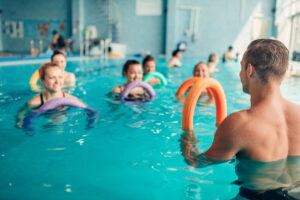 Is swimming good for muscle recovery